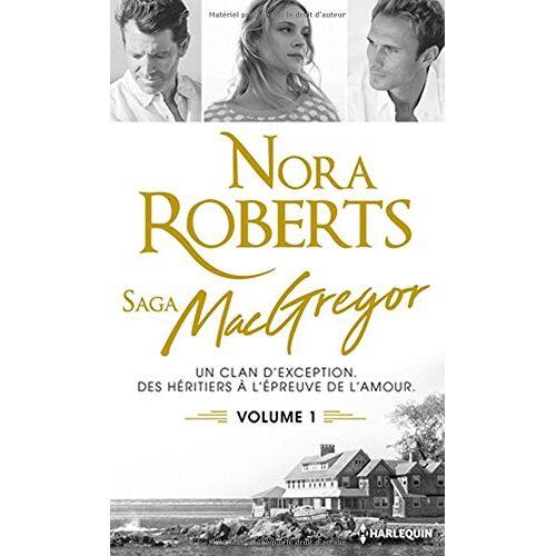 Nora Roberts - La saga des MacGregor, Tome 1 : - Preis vom 18.10.2020 04:52:00 h