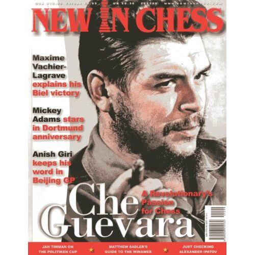 Ten Geuzendam, Dirk Jan - New in Chess Magazine 2013/6 - Preis vom 05.05.2021 04:54:13 h