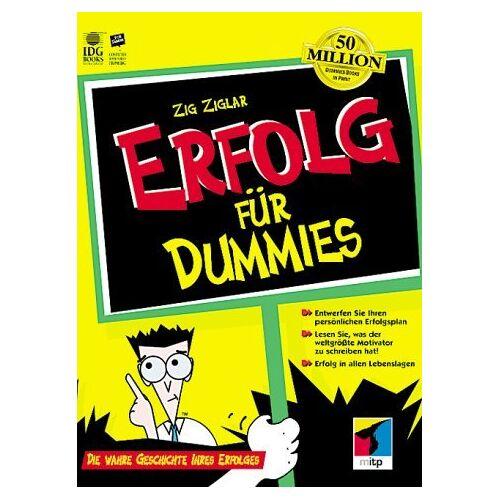 Zig Ziglar - Erfolg für Dummies - Preis vom 19.01.2021 06:03:31 h