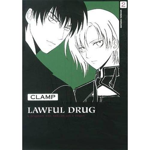 Clamp - Lawfull Drug, Tome 2 (NED) - Preis vom 03.05.2021 04:57:00 h