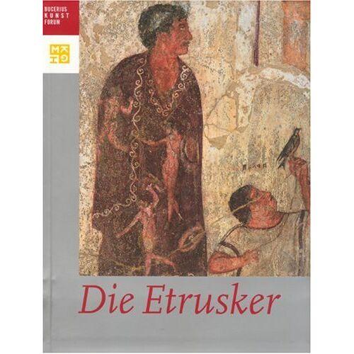Bernard Andreae - Die Etrusker - Preis vom 28.02.2021 06:03:40 h