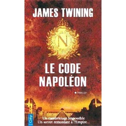 James Twining - Le code Napoléon - Preis vom 23.02.2021 06:05:19 h