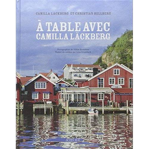 Camilla Läckberg - A table avec Camilla Läckberg - Preis vom 20.10.2020 04:55:35 h