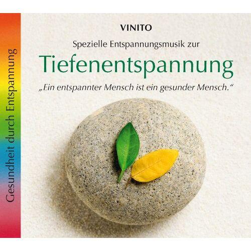 Vinito - Tiefenentspannung: Spezielle Entspannungsmusik - Preis vom 16.01.2021 06:04:45 h