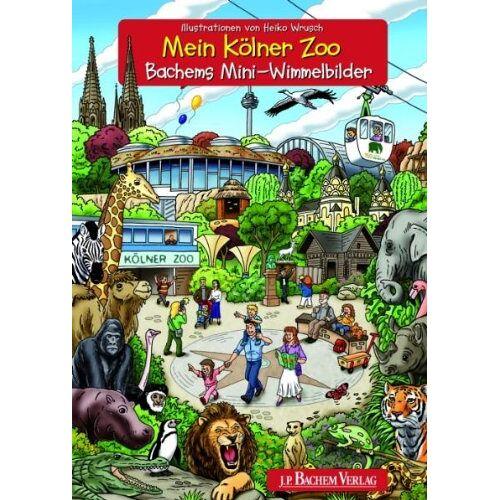 - Mein Kölner Zoo: Bachems Mini-Wimmelbilder - Preis vom 22.01.2020 06:01:29 h