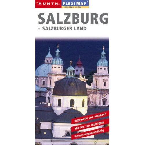 - Flexi Map : Salzburg + Salzburger Land - Preis vom 25.02.2021 06:08:03 h