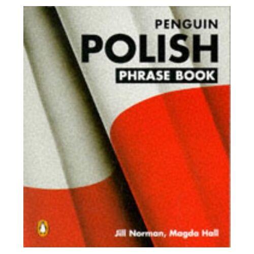 Jill Norman - Polish Phrase Book: Third Edition (Phrase Book, Penguin) - Preis vom 25.02.2021 06:08:03 h