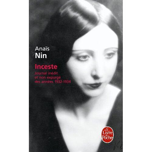 Nin-a - Inceste (Ldp Bibl Romans) - Preis vom 19.01.2021 06:03:31 h