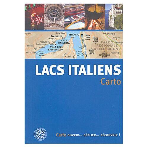Serge Guillot - Lacs italiens (Cartoguides) - Preis vom 20.10.2020 04:55:35 h