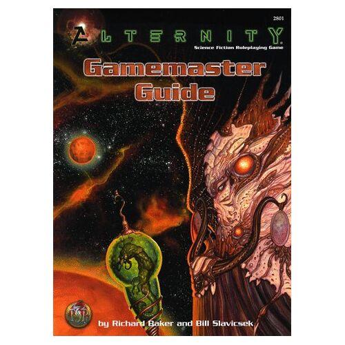 Richard Baker - ALTERNITY GAMEMASTER GUIDE (Hardcover Rules Book) - Preis vom 13.05.2021 04:51:36 h