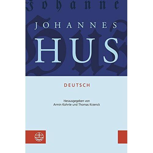 Johannes Hus - Johannes Hus deutsch - Preis vom 23.02.2021 06:05:19 h