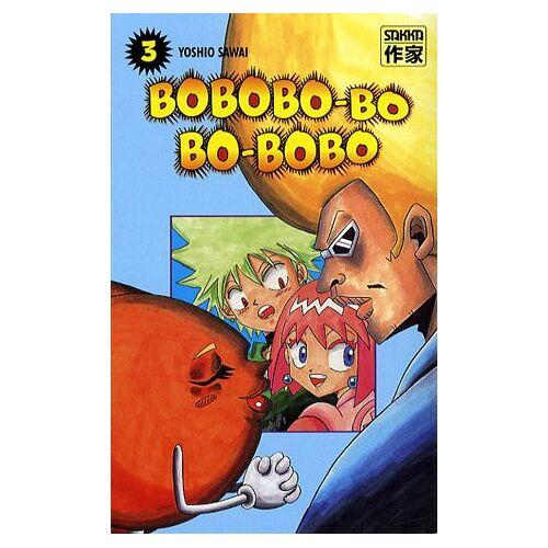 Yoshio Sawai - Bobobo-bo Bo-bobo, Tome 3 : - Preis vom 07.05.2021 04:52:30 h