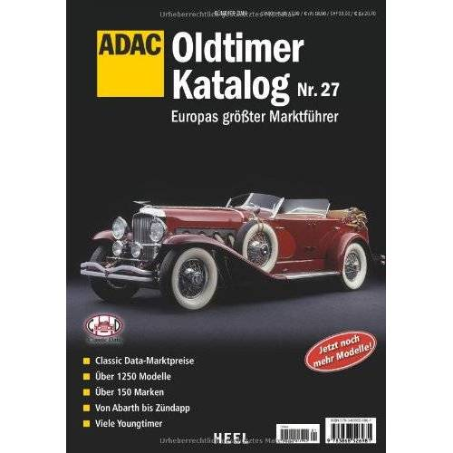 Günther Zink - Oldtimer Katalog Nr. 27: Europas größter Marktführer - Preis vom 20.10.2020 04:55:35 h