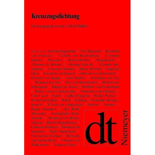 Ulrich Müller - Kreuzzugsdichtung (Deutsche Texte) - Preis vom 21.10.2020 04:49:09 h
