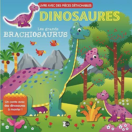 - DINOSAURES Les grands Brachiosaurus (Joue avec les dinosaures !) - Preis vom 27.02.2021 06:04:24 h