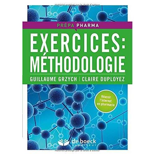 Guillaume Grzych - Exercices : Méthodologie - Preis vom 23.01.2021 06:00:26 h
