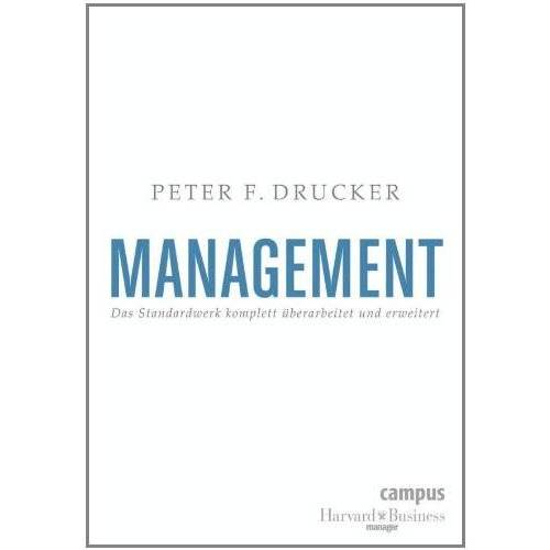 Peter Drucker - Management - Preis vom 16.01.2021 06:04:45 h