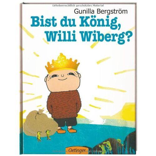 Gunilla Bergström - Bist du König, Willi Wiberg? - Preis vom 20.10.2020 04:55:35 h