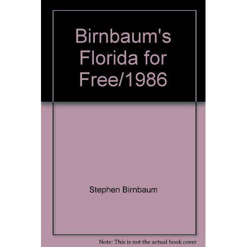 - Birnbaum's Florida for free (A Birnbaum travel guide) - Preis vom 21.10.2020 04:49:09 h