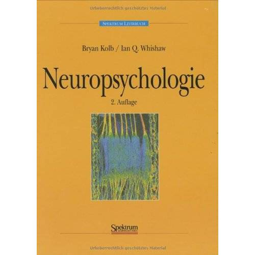 Brian Kolb - Neuropsychologie - Preis vom 23.10.2020 04:53:05 h