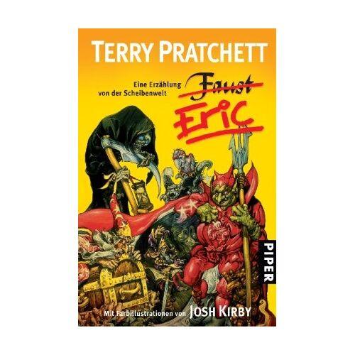 Terry Pratchett - Eric: Eine Erzählung von der Scheibenwelt: Eine Erzählung von der bizarren Scheibenwelt - Preis vom 11.04.2021 04:47:53 h