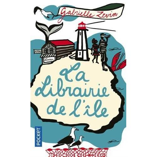 Gabrielle Zevin - La Librairie De L'Ile - Preis vom 21.10.2020 04:49:09 h