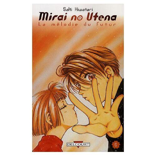 Saki Hiwatari - Mirai no Utena, Tome 6 : - Preis vom 16.01.2021 06:04:45 h
