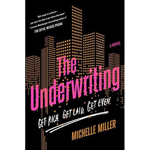 Michelle Miller - The Underwriting - Preis vom 27.02.2021 06:04:24 h