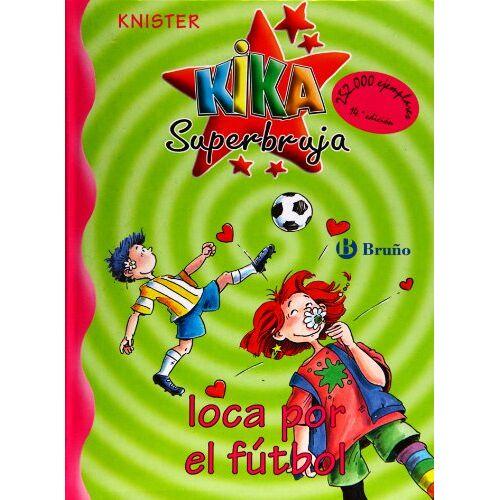 Knister - Kika Superbruja, loca por el fútbol (Kika Superbruja / Kika Super Witch) - Preis vom 04.09.2020 04:54:27 h