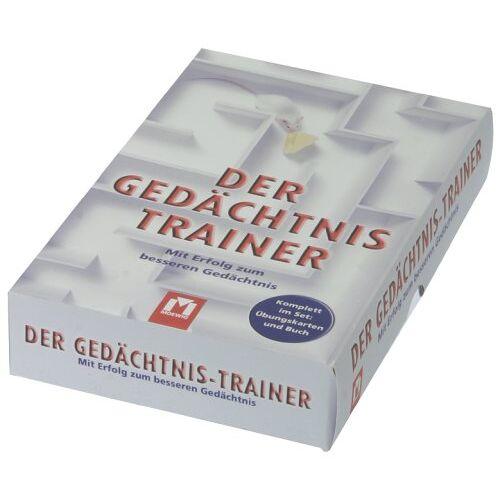 Sabine Weiden - Der Gedächtnistrainer. Mit Erfolg zum besseren Gedächtnis - Preis vom 06.04.2021 04:49:59 h