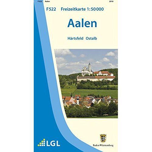 LGL - Aalen: Härtsfeld Ostalb (Freizeitkarten 1:50000) - Preis vom 05.09.2020 04:49:05 h