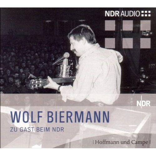 Wolf Biermann - Das Beste aus 40 Jahren Radio, 1 Audio-CD - Preis vom 16.01.2021 06:04:45 h