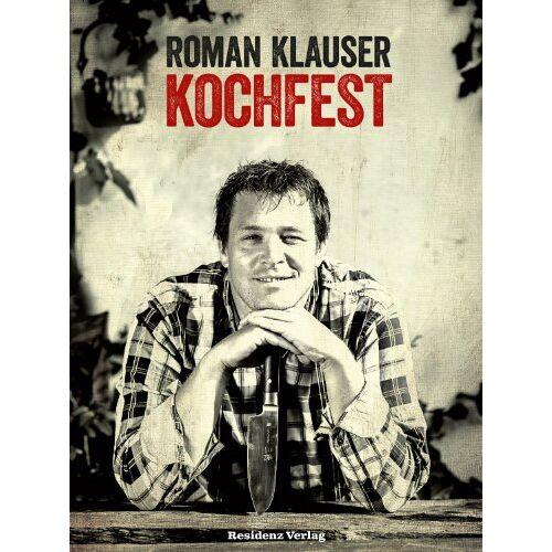 Roman Klauser - Kochfest - Preis vom 25.02.2021 06:08:03 h