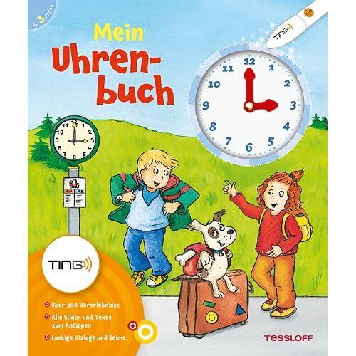 Martin Stiefenhofer - Ting: Mein Uhrenbuch - Preis vom 20.10.2020 04:55:35 h