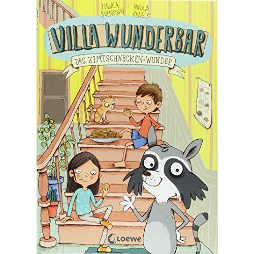 Linnea Svensson - Villa Wunderbar - Das Zimtschnecken-Wunder - Preis vom 20.10.2020 04:55:35 h