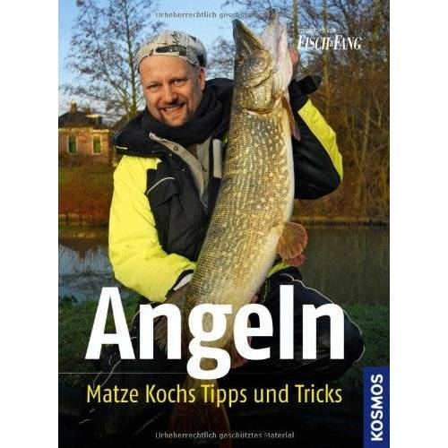 Matze Koch - Angeln: Die besten Tipps und tricks von Matze Koch: Matze Kochs Tipps und Tricks - Preis vom 21.10.2020 04:49:09 h