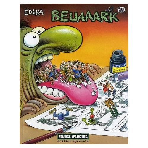 Edika - Edika, Tome 25 : Beuaaark - Preis vom 05.05.2021 04:54:13 h