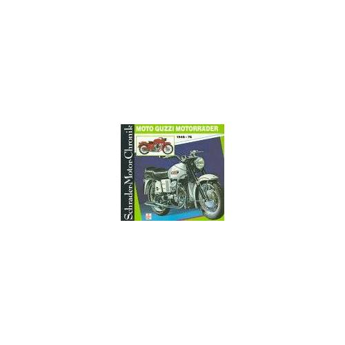 Mario Colombo - Moto Guzzi Motorräder 1946-76 - Preis vom 05.09.2020 04:49:05 h