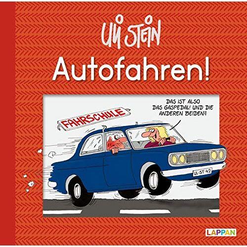 Uli Stein - Autofahren! - Preis vom 24.02.2021 06:00:20 h