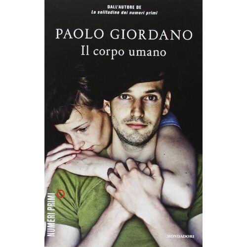 Paolo Giordano - Il corpo umano - Preis vom 20.10.2020 04:55:35 h