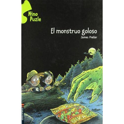 James Preller - El monstruo goloso (Nino puzle, Band 2) - Preis vom 09.05.2021 04:52:39 h