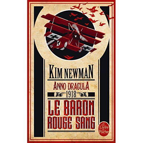 Kim Newman - Anno Dracula 1918 : Le Baron rouge sang - Preis vom 06.03.2021 05:55:44 h