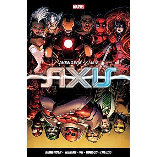 - Avengers & X-men: Axis (Avengers the X Men) - Preis vom 05.10.2020 04:48:24 h