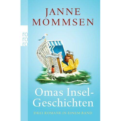 Janne Mommsen - Omas Inselgeschichten: Oma ihr klein Häuschen. Ein Strandkorb für Oma. Oma dreht auf - Preis vom 24.02.2020 06:06:31 h