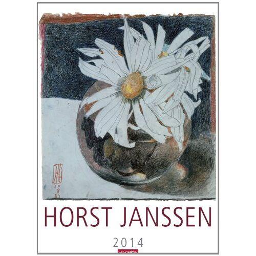 Horst Janssen - Horst Janssen 2014 - Preis vom 09.04.2021 04:50:04 h