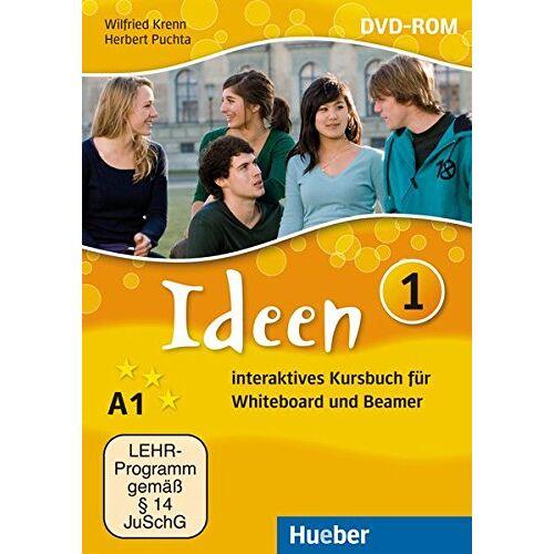 Wilfried Krenn - Ideen 1. Interaktives Kursbuch für Whiteboard und Beamer - Preis vom 12.04.2021 04:50:28 h