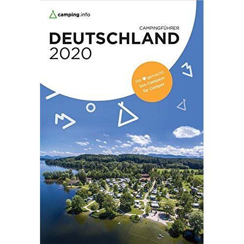 Camping.info GmbH - Camping.info Campingführer Deutschland 2020 - Preis vom 28.02.2021 06:03:40 h