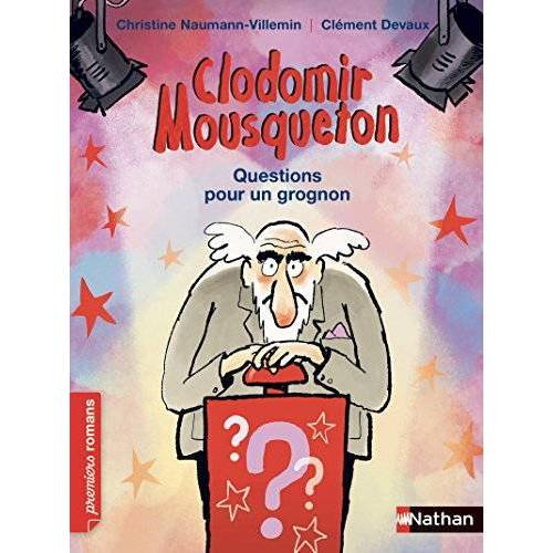 - Clodomir Mousqueton : Questions pour un grognon - Preis vom 20.10.2020 04:55:35 h
