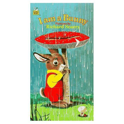 Ole Risom - I Am a Bunny (Golden Sturdy Book) - Preis vom 21.10.2020 04:49:09 h