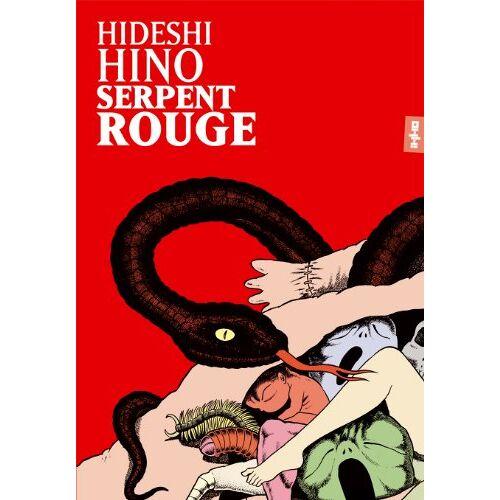 Hideshi Hino - Serpent rouge - Preis vom 05.10.2020 04:48:24 h